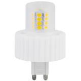 Светодиодная лампа Ecola G9 LED Premium 7,5W Corn Mini 220V 4200K 300° (керамика) 61x40